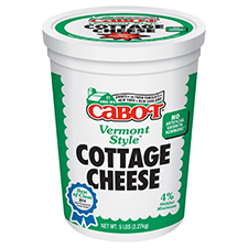 6 5lb regular cottage cheese food service distributor resources rh foodservice cabotcheese coop cabot cottage cheese nutrition cabot cottage cheese nutrition