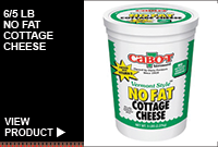 6/5LB NONFAT COTTAGE CHEESE