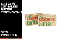 5/3.4LB 59 CUT SALTED BUTTER CONTINENTALS