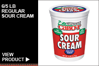6/5LB REGULAR SOUR CREAM