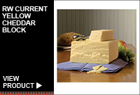 RW CURRENT YELLOW CHEDDAR BLOCK